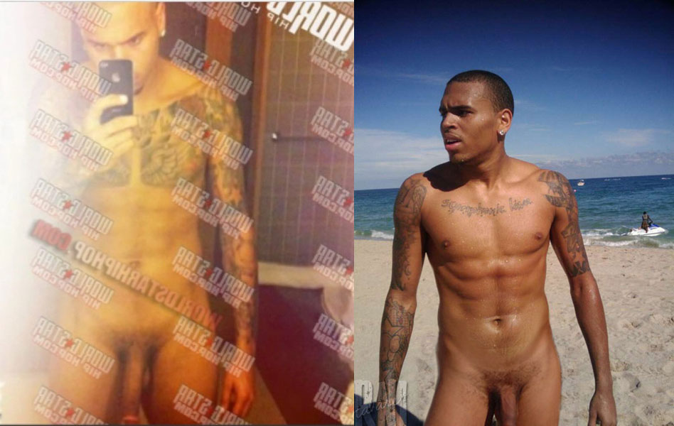 Nude chris brown pictures